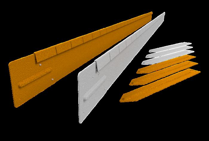 Straightcurve Flexline 100mm
